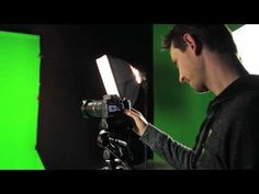 Green Screen Tips, Tricks and Materials - Chromakey Tutorial by tube tape
