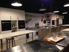 ¿Conoces los Love Cooking Points? Son escuelas de cocina equipadas con electrodomésticos Neff, para disfrutar de la pasión por la cocina.