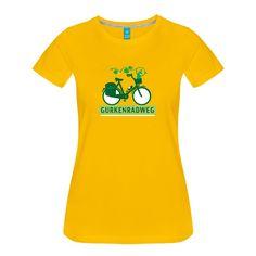 Gurkenradweg t-shirt / Spreewald