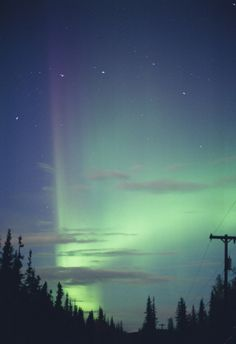 Aurora Borealis Alaska Fairbanks