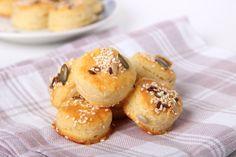 Najbolji domaći recepti za pite, kolače, torte na Balkanu Scones, Doughnut, Muffin, Cooking Recipes, Hamburger, Bread, Baking, Breakfast, Food