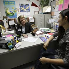Article: Unsung Heroes -  Guidance counselors, sometimes underappreciated in difficult budgetary times, are feeling more respect in their quest to combat bullying. From District Administration.