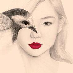 TOP 12 d'illustrateurs coréens à connaître absolument ! Visitez notre site ! #illustration #coréen #coréen #hanbok #illustrateurs #coréens #koreanllustrator #illustrator #seoul #ilustration