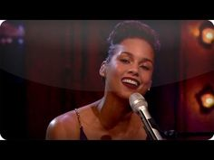 Alicia Keys - Jimmy Fallon | Gummi Bears Theme Song