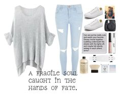 """""""We'll fly together"""" by oliviaketler ❤ liked on Polyvore featuring River Island, Converse, philosophy, Claudio Riaz, Butter London, Holga and Fuji"""