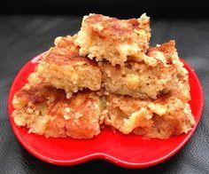 SWEET AS SUGAR COOKIES: 12 Weeks of Christmas Cookies #6 - Apple Brownies