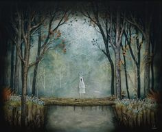 Andy Kehoe Appearance of a Sylvan Specter