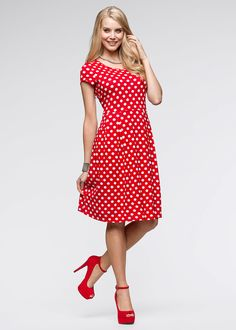 Sukienka shirtowa z dżerseju Sukienka z • 89.99 zł • bonprix