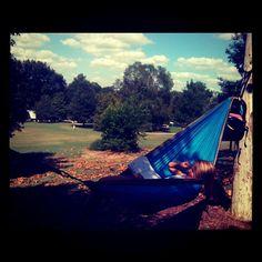 greatest hammock. ENO.