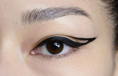 make-up at Mara Hoffman f/w 2014-2015