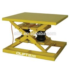 Double horizontal scissor lift pinterest scissors 2015 new design pneumatic scissor lift table greentooth Images