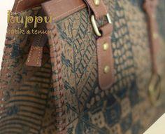 DONNA TUBAN TOTE BAG - VINTAGE  by: Kuppu Batik & Tenun  3.375.000,00  More info  Laura 08119103668 Pin BB 751E6162  #kuppu #batik #tenun #tuban #tas #handbags #madeinindonesia #handmade