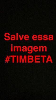 NOVA RODADA #TimBeta #Betaajudabeta
