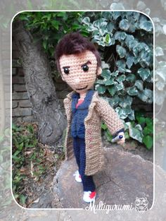 Thenth Doctor - Doctor Who by Multigurumi.deviantart.com on @DeviantArt