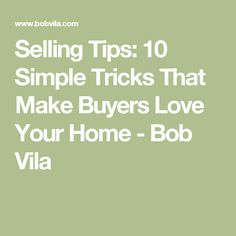Transfer on death deeds can avoid probate legal pinterest life 10 simple tricks to make buyers love your home solutioingenieria Choice Image