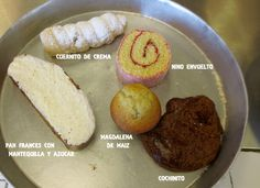 Mexican Sweet Bread 101: A Trip to the Panaderia Learning what the names of pan dulce
