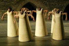 Sasha Waltz No Body. Avignon 2002