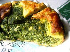 Greek spinach pie -