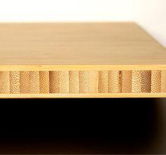 Bamboo Hardwoods' cross-laminated bamboo panels