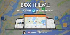 Download and review of Directory | Multi-purpose WordPress Theme, one of the best Themeforest Corporative themes