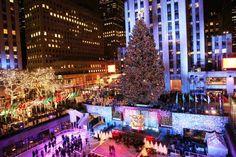 Gli alberi di Natale nel mondo - New York (USA) Gallery - Foto - Virgilio Viaggi