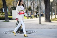 How To Master The All-White Trend