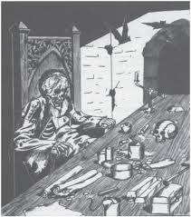 Swords & Stitchery - Old Time Sewing & Table Top Rpg Blog: Retro - Review and Commentary On U1 The Sinister Secret of Salt Marsh Adventure For Advanced Dungeons & Dragons First Edition
