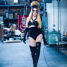 'Alaska Thunderfuck' Poster by thunderfuck Drag Queens, All Star, Gloria Groove, Alaska Thunderfuck, Rupaul Drag Queen, Alyssa Edwards, Adore Delano, Crossdressers, Role Models