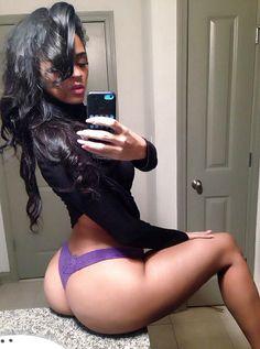 Long legged skinny girl interracial