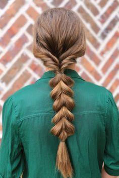 Triple Flip Combo | Cute Girls Hairstyles