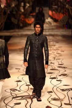 Rohit Bal - India Bridal Fashion Week 2013