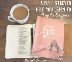 A Bible Study to Help You Pray the Scriptures