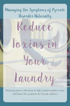 Reduce toxins | low tox laundry | chemicals to avoid in the laundry #laundryroom #lowtoxhome #essentialoils