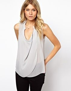 Sleeveless Blouse by ASOS Collection