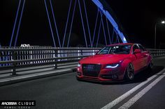Magical Gangsta Widebody Audi A4 | Best Performance | ADV.1 Wheels Blog