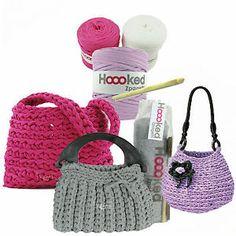Hoooked Zpagetti Handbag Kit Crochet Pattern Hook Colour Yarn Starter Learn Gift   eBay  http://www.ebay.co.uk/itm/Hoooked-Zpagetti-Handbag-Kit-Crochet-Pattern-Hook-Colour-Yarn-Starter-Learn-Gift-/150913383298?pt=UK_Crafts_Knitting_Crochet_EH&var=&hash=item2323237b82