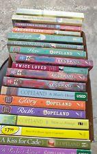 lot of 13 paperback  Books  by Lori copeland