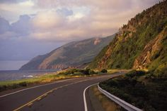 20 Best Places to Visit in Canada for 2016 Cabot Trail, Cool Places To Visit, Places To Go, Cap Breton, Trail Motorcycle, Nova Scotia, Cruise, Road Trip, Country Roads