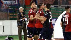 Cagliari er tilbage på 1. pladsen i Serie B