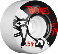Bones Stf Standard V4 Series 54Mm