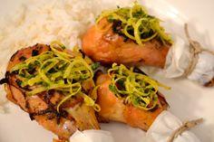 Chicken Drumsticks with lemon Chili, Chicken Drumsticks, Lemon Chicken, Meat, Cooking, Kitchen, Recipes, Food, Amazing