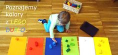 Poznajemy kolory z Lego Duplo