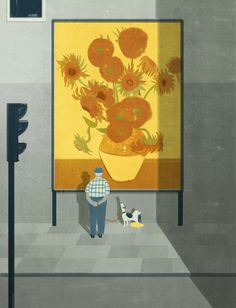public art,Emiliano Ponzi illustration