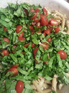 Today I'm going to share a recipe of one of my most favorite pasta salads. I originally got this recipe from a close family friend after she brought it to my parents' house for a family…