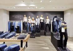 Street One fashion store by project ARC & Ansorg, Paderborn   Germany