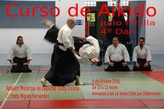 BUDOKAN blog de artes marciales : Curso Aikido Punta Umbria (Huelva)