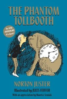 The Phantom Tollbooth~ I. LOVE. THIS. BOOK!  Great use of figurative language.