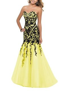 Cheap prom dresses, Buy Quality prom evening gowns directly from China prom dresses prom Suppliers: Long Crystal Beads Celebrity Red Carpet Corset Mermaid Special Occasion Formal Prom Dresses Party Evening Gowns for Women Sweetheart Prom Dress, Tulle Prom Dress, Mermaid Prom Dresses, Cheap Prom Dresses, Prom Party Dresses, Homecoming Dresses, Strapless Dress Formal, Formal Dresses, Yellow Dress