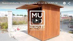 #quiosco #Quiosco #kiosko video quiosco kit, te mostramos en un video lo facil  que es el montaje de este quiosco.   Un comentario constructivo, gracias. Einen positiven Kommentar, bitte. a positive comment, thanks.