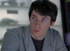 Ryan Cartwright who plays Vincent Nigel Murray from the show Bones. cute and smart!;)